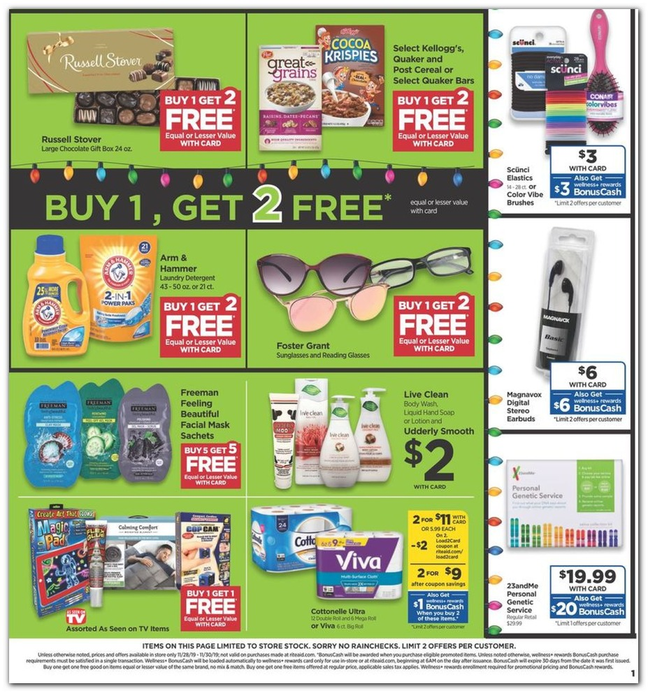 Rite Aid Black Friday page 2